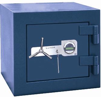 Caja fuerte de BTV Serie Luxor - Caja de alta seguridad certificada con gran resistencia de ataque. Idónea para uso profesional ó doméstico.