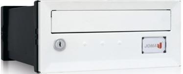 Sagastume Buzones - KLASS 275 (Disponible en 6 acabados) - Distribuidores nacionales de buzones, tablones de anuncios, cestas de publicidad, señalizaciones, papeleras,... dirigido a comunidades de propietarios y administradores de fincas.