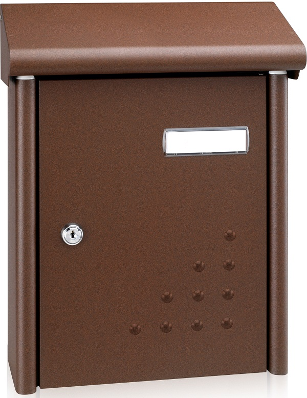 Sagastume Buzones - GARDEN 52 (Disponible en 6 acabados) - Distribuidores nacionales de buzones, tablones de anuncios, cestas de publicidad, señalizaciones, papeleras,... dirigido a comunidades de propietarios y administradores de fincas.