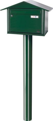 Sagastume Buzones - BCP (1 BUZON DOBLE) - Distribuidores nacionales de buzones, tablones de anuncios, cestas de publicidad, señalizaciones, papeleras,... dirigido a comunidades de propietarios y administradores de fincas.