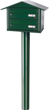 Sagastume Buzones - BCP (2 BUZONES)  - Distribuidores nacionales de buzones, tablones de anuncios, cestas de publicidad, señalizaciones, papeleras,... dirigido a comunidades de propietarios y administradores de fincas.