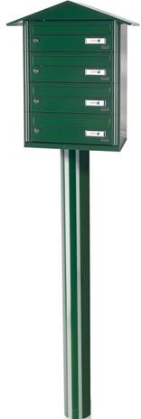 Sagastume Buzones - BCP (4 BUZONES) - Distribuidores nacionales de buzones, tablones de anuncios, cestas de publicidad, señalizaciones, papeleras,... dirigido a comunidades de propietarios y administradores de fincas.