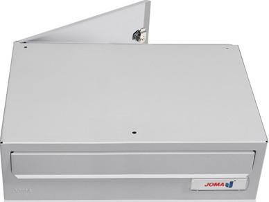 Sagastume Buzones - KOMPACT DC-360 (Disponible en 4 acabados) - Distribuidores nacionales de buzones, tablones de anuncios, cestas de publicidad, señalizaciones, papeleras,... dirigido a comunidades de propietarios y administradores de fincas.