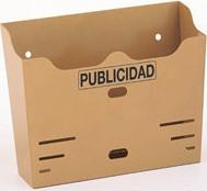 Sagastume Buzones - SERIE PORTAL (Disponible en 4 acabados y 3 tamaños) - Distribuidores nacionales de buzones, tablones de anuncios, cestas de publicidad, señalizaciones, papeleras,... dirigido a comunidades de propietarios y administradores de fincas.