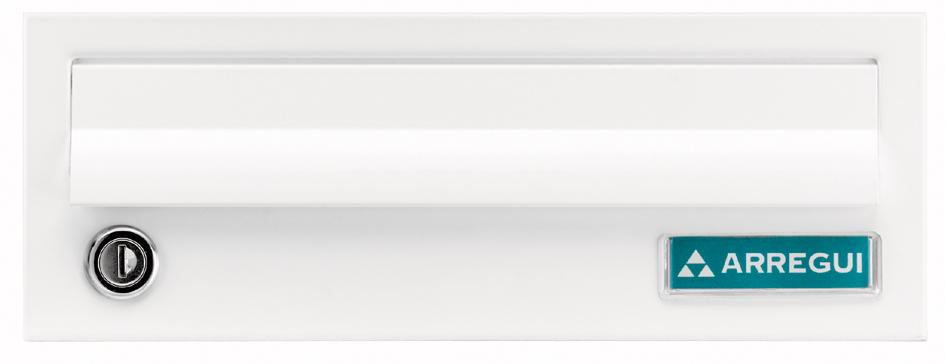 Sagastume Buzones - HABITAT H-8200 (Disponible en dos acabados) - Distribuidores nacionales de buzones, tablones de anuncios, cestas de publicidad, señalizaciones, papeleras,... dirigido a comunidades de propietarios y administradores de fincas.