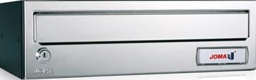Sagastume Buzones - Kompact H-270 / H-360 Brillo - Distribuidores nacionales de buzones, tablones de anuncios, cestas de publicidad, señalizaciones, papeleras,... dirigido a comunidades de propietarios y administradores de fincas.