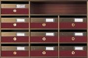 Sagastume Buzones - EUROPA - MOSCU (Disponible en 8 acabados) - Distribuidores nacionales de buzones, tablones de anuncios, cestas de publicidad, señalizaciones, papeleras,... dirigido a comunidades de propietarios y administradores de fincas.