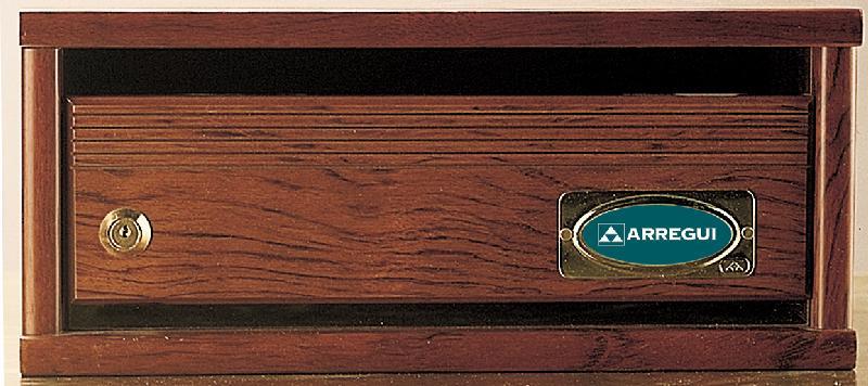 Sagastume Buzones - ELEGANCE H-6500 (Disponible en 3 acabados) - Distribuidores nacionales de buzones, tablones de anuncios, cestas de publicidad, señalizaciones, papeleras,... dirigido a comunidades de propietarios y administradores de fincas.