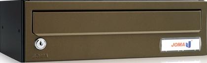 Sagastume Buzones - KOMPACT H-360 (Disponible en 8 acabados) - Distribuidores nacionales de buzones, tablones de anuncios, cestas de publicidad, señalizaciones, papeleras,... dirigido a comunidades de propietarios y administradores de fincas.